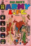 Sad Sack's Army Life #6 Comic Books - Covers, Scans, Photos  in Sad Sack's Army Life Comic Books - Covers, Scans, Gallery
