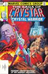 Saga of Crystar: Crystal Warrior #1 comic books - cover scans photos Saga of Crystar: Crystal Warrior #1 comic books - covers, picture gallery
