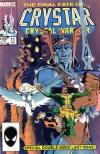 Saga of Crystar: Crystal Warrior #11 comic books for sale