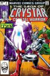 Saga of Crystar: Crystal Warrior #2 comic books - cover scans photos Saga of Crystar: Crystal Warrior #2 comic books - covers, picture gallery