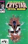 Saga of Crystar: Crystal Warrior #6 comic books - cover scans photos Saga of Crystar: Crystal Warrior #6 comic books - covers, picture gallery