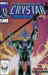Saga of Crystar: Crystal Warrior #7 comic books - cover scans photos Saga of Crystar: Crystal Warrior #7 comic books - covers, picture gallery
