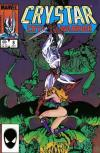 Saga of Crystar: Crystal Warrior #8 Comic Books - Covers, Scans, Photos  in Saga of Crystar: Crystal Warrior Comic Books - Covers, Scans, Gallery