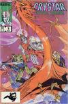 Saga of Crystar: Crystal Warrior #9 comic books - cover scans photos Saga of Crystar: Crystal Warrior #9 comic books - covers, picture gallery