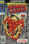 Saga of the Original Human Torch comic books