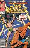 Saga of the Sub-Mariner #10 comic books - cover scans photos Saga of the Sub-Mariner #10 comic books - covers, picture gallery