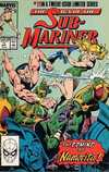 Saga of the Sub-Mariner #11 comic books - cover scans photos Saga of the Sub-Mariner #11 comic books - covers, picture gallery