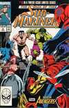 Saga of the Sub-Mariner #8 comic books - cover scans photos Saga of the Sub-Mariner #8 comic books - covers, picture gallery