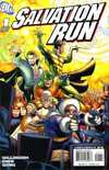 Salvation Run comic books