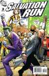Salvation Run #3 comic books - cover scans photos Salvation Run #3 comic books - covers, picture gallery