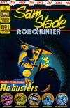 Sam Slade Robohunter comic books