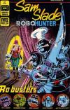 Sam Slade Robohunter #2 comic books - cover scans photos Sam Slade Robohunter #2 comic books - covers, picture gallery