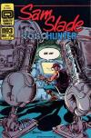 Sam Slade Robohunter #3 comic books - cover scans photos Sam Slade Robohunter #3 comic books - covers, picture gallery