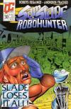 Sam Slade Robohunter #30 comic books - cover scans photos Sam Slade Robohunter #30 comic books - covers, picture gallery