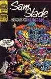 Sam Slade Robohunter #5 comic books - cover scans photos Sam Slade Robohunter #5 comic books - covers, picture gallery