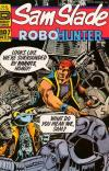 Sam Slade Robohunter #7 comic books - cover scans photos Sam Slade Robohunter #7 comic books - covers, picture gallery