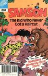 Samson: The Kid Who Never Got a Haircut #1 comic books for sale
