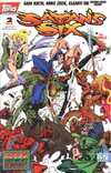 Satan's Six #2 comic books - cover scans photos Satan's Six #2 comic books - covers, picture gallery