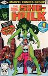 Savage She-Hulk #1 Comic Books - Covers, Scans, Photos  in Savage She-Hulk Comic Books - Covers, Scans, Gallery