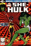 Savage She-Hulk #15 comic books - cover scans photos Savage She-Hulk #15 comic books - covers, picture gallery