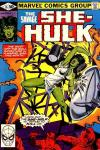 Savage She-Hulk #16 comic books - cover scans photos Savage She-Hulk #16 comic books - covers, picture gallery