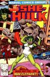Savage She-Hulk #17 comic books - cover scans photos Savage She-Hulk #17 comic books - covers, picture gallery
