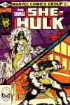 Savage She-Hulk #19 comic books - cover scans photos Savage She-Hulk #19 comic books - covers, picture gallery