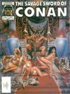 Savage Sword of Conan #112 comic books - cover scans photos Savage Sword of Conan #112 comic books - covers, picture gallery