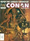 Savage Sword of Conan #114 comic books - cover scans photos Savage Sword of Conan #114 comic books - covers, picture gallery