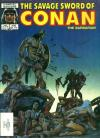 Savage Sword of Conan #115 comic books - cover scans photos Savage Sword of Conan #115 comic books - covers, picture gallery