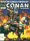 Savage Sword of Conan #117 comic books - cover scans photos Savage Sword of Conan #117 comic books - covers, picture gallery
