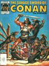 Savage Sword of Conan #119 comic books - cover scans photos Savage Sword of Conan #119 comic books - covers, picture gallery