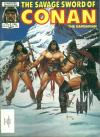Savage Sword of Conan #121 comic books - cover scans photos Savage Sword of Conan #121 comic books - covers, picture gallery