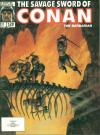 Savage Sword of Conan #128 comic books - cover scans photos Savage Sword of Conan #128 comic books - covers, picture gallery