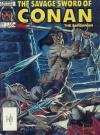 Savage Sword of Conan #131 comic books - cover scans photos Savage Sword of Conan #131 comic books - covers, picture gallery