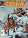 Savage Sword of Conan #132 comic books - cover scans photos Savage Sword of Conan #132 comic books - covers, picture gallery