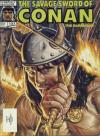 Savage Sword of Conan #137 comic books - cover scans photos Savage Sword of Conan #137 comic books - covers, picture gallery