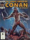 Savage Sword of Conan #138 comic books - cover scans photos Savage Sword of Conan #138 comic books - covers, picture gallery