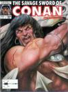 Savage Sword of Conan #169 comic books - cover scans photos Savage Sword of Conan #169 comic books - covers, picture gallery