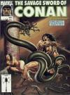 Savage Sword of Conan #191 Comic Books - Covers, Scans, Photos  in Savage Sword of Conan Comic Books - Covers, Scans, Gallery