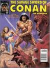 Savage Sword of Conan #198 comic books - cover scans photos Savage Sword of Conan #198 comic books - covers, picture gallery