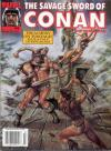 Savage Sword of Conan #199 comic books - cover scans photos Savage Sword of Conan #199 comic books - covers, picture gallery