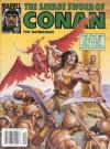 Savage Sword of Conan #202 Comic Books - Covers, Scans, Photos  in Savage Sword of Conan Comic Books - Covers, Scans, Gallery