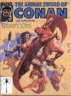 Savage Sword of Conan #203 comic books - cover scans photos Savage Sword of Conan #203 comic books - covers, picture gallery