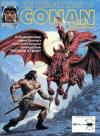 Savage Sword of Conan #206 comic books - cover scans photos Savage Sword of Conan #206 comic books - covers, picture gallery