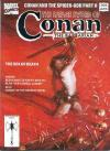 Savage Sword of Conan #208 comic books - cover scans photos Savage Sword of Conan #208 comic books - covers, picture gallery