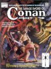 Savage Sword of Conan #210 comic books - cover scans photos Savage Sword of Conan #210 comic books - covers, picture gallery
