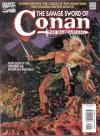 Savage Sword of Conan #213 comic books for sale