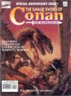 Savage Sword of Conan #225 comic books for sale
