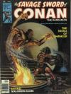 Savage Sword of Conan #25 comic books for sale
